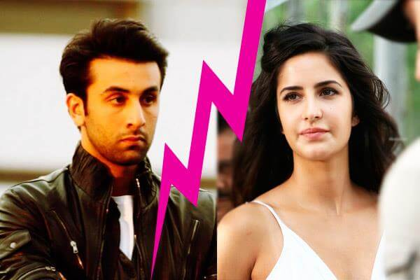 Ranbir-Katrina Breakup Top-Most Reasons