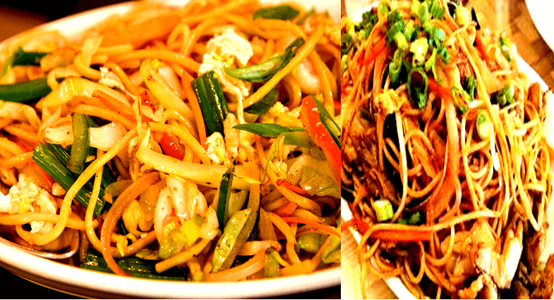 Yummy Home Made Hakka Noodles Quick Recipe