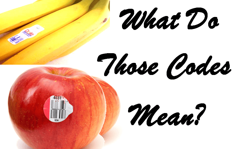 What's The Reason Behind Stickers On Fruits? What Do Those Codes Mean?