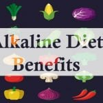 alkaline diet advantages and food list chart