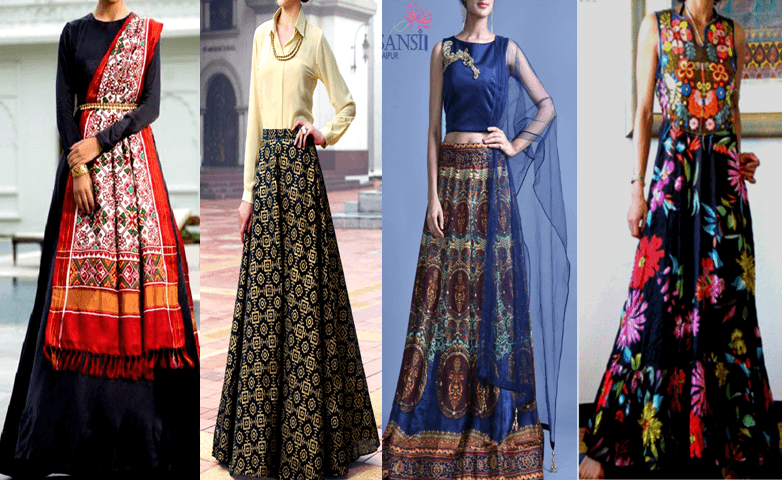 best unique trendy ethnic wears for women new collection
