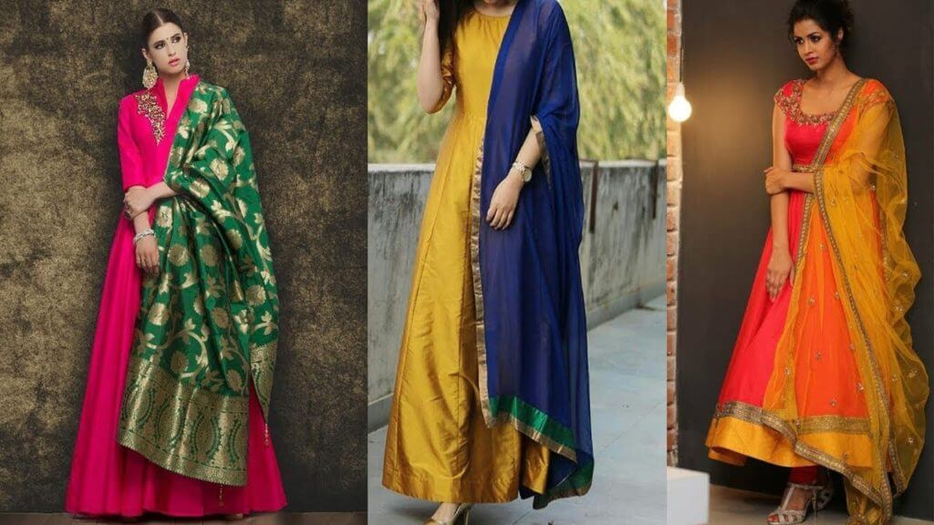 Latest Designer Kurti Designs and Patterns for Different Body Types
