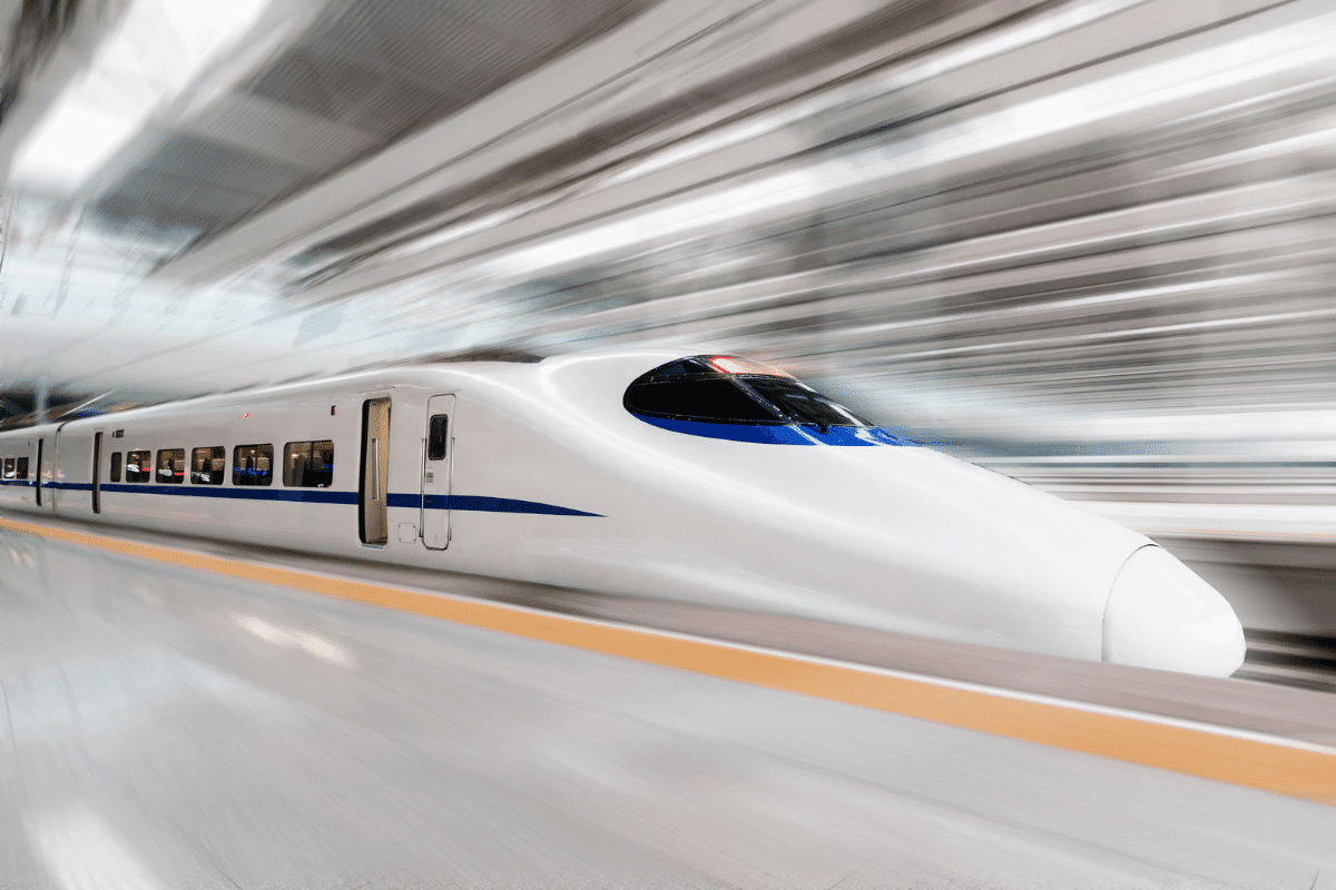 The Bullet Train: India and Japan Shake Hands