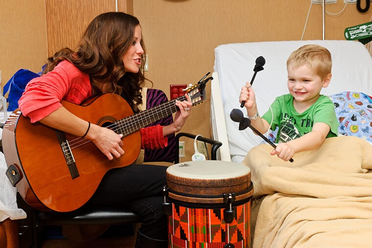 music-therapy benefits for health