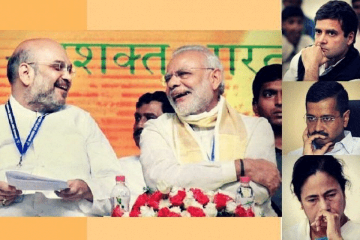 10 Political Strategies of Amit Shah and Modi Every Politician Must Adopt