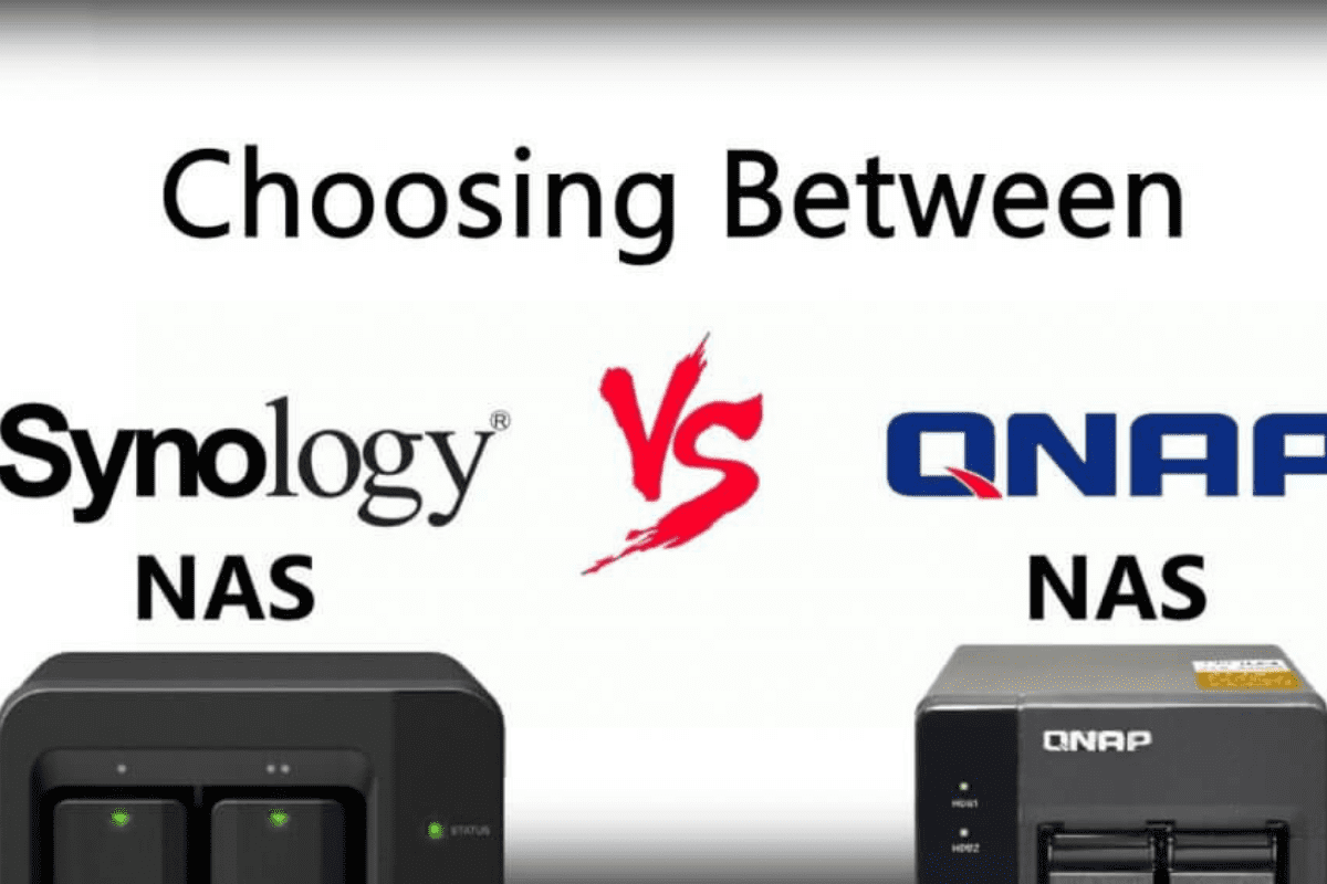 Things You Should Know About Synology And QNAP | Synology VS QNAP