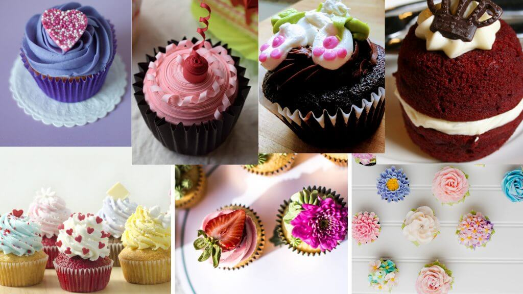 Special Cup Cake Decoration Ideas for Birthday Celebration