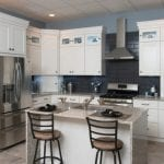 Which Countertop Color Looks Best With White Shaker Cabinets