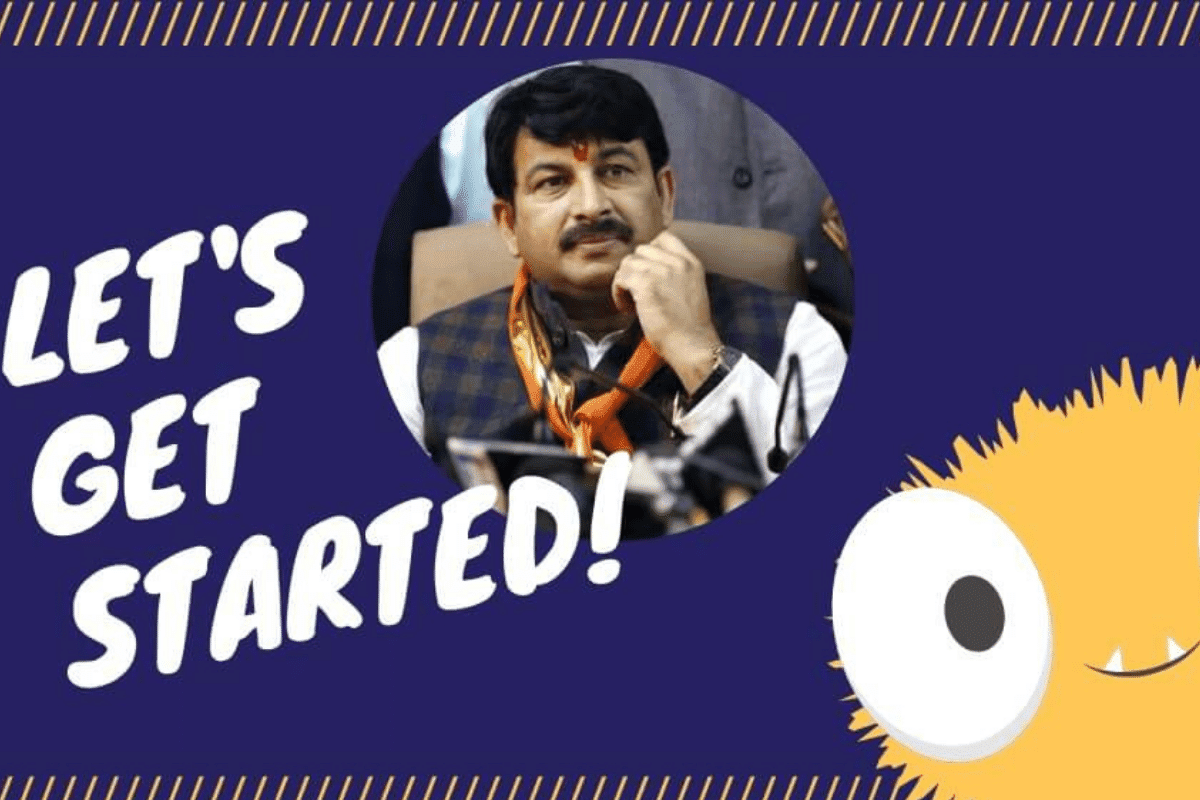 Manoj Tiwari Ji! Preparation Is Over! Get Ready For Acting In LS Election 2019