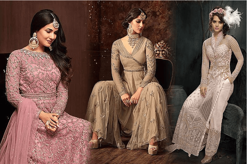 5 Trendy Fashion Twists To Jazz Up Your Designer Salwar Kameez Look