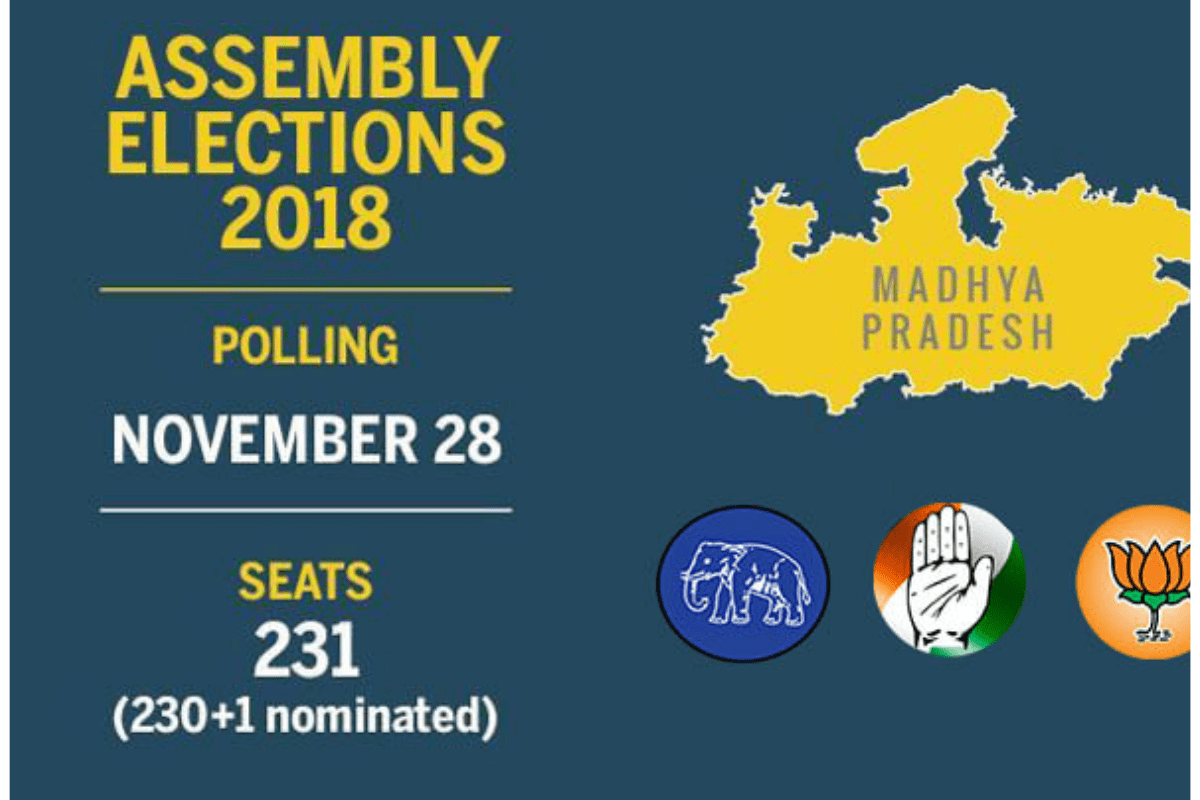 All You Need To About Madhya Pradesh Assembly Elections 2018