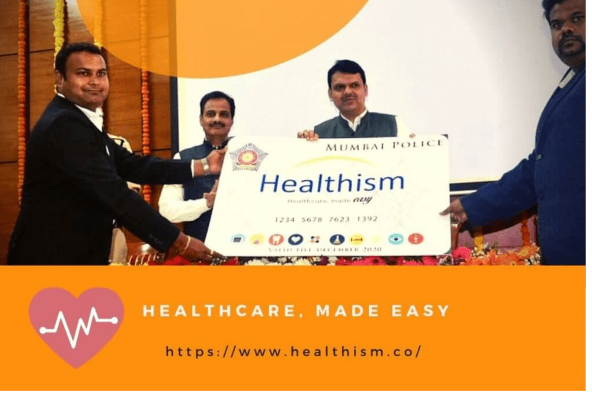 Healthism: Joined Hands With Mumbai Police To Improve Your Health