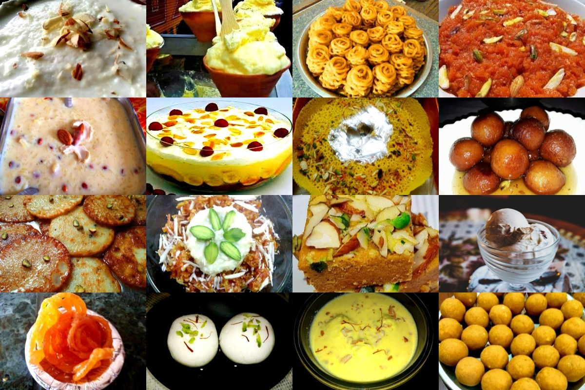 100 Best Indian Diwali Sweet Easy Homemade Recipes| Dessert Food List