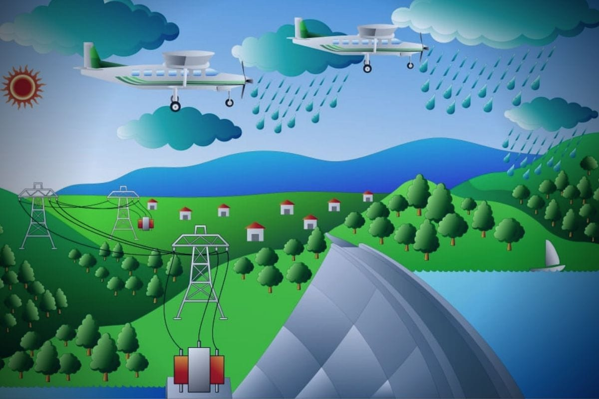 The Untold Story of The Cloud Seeding Operation and Precipitation