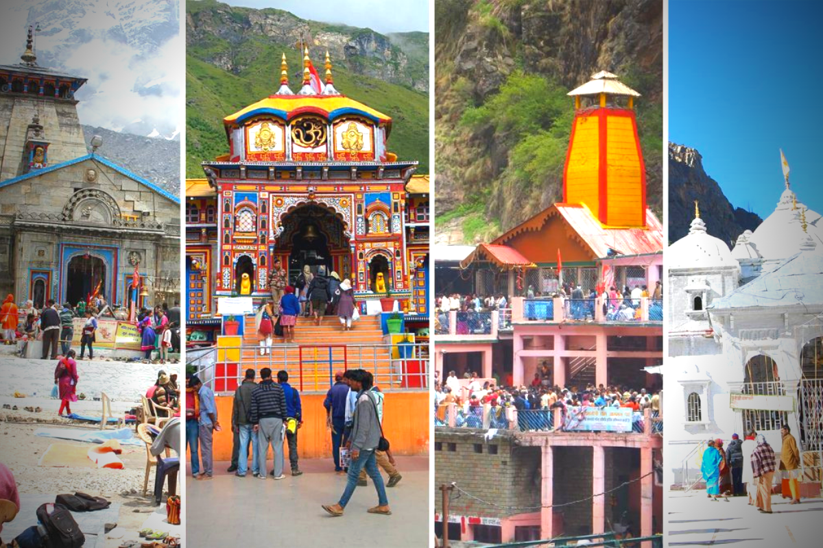 Cost, Best Itinerary and Travel Tips to Chardham Yatra