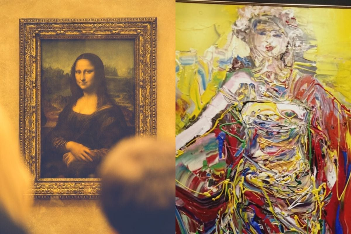 Top 10 Most Famous Canvas Paintings in the World