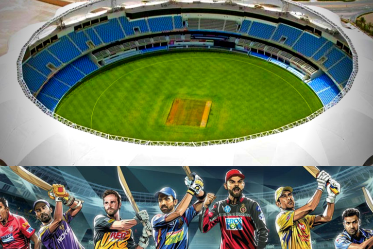 Dubai IPL 2020 – game from UAE, sound from Vankhede India