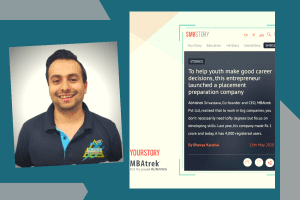 MBAtrek: Delivering Right Skills to Corporate