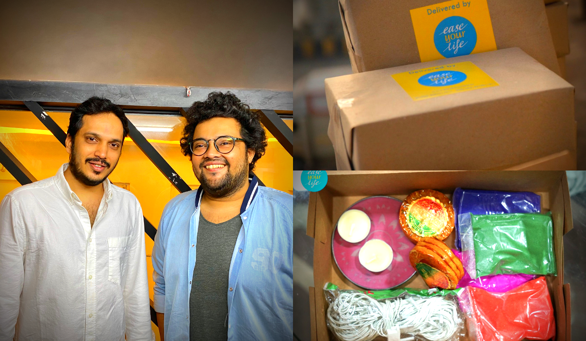 This Diwali, EYL Gifts to Swiggy, Zomato, Dunzo & DHL's Delivery Agents