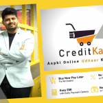 This Diwali, shop anything on CreditKart to get 100% instant cashback