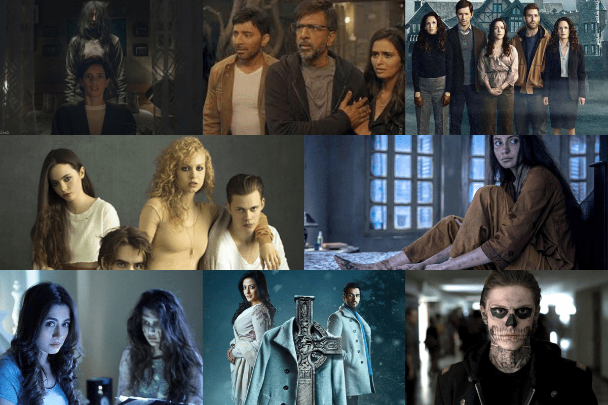 Top List Horror Series & Movie on Netflix,Amazon Prime,Hotstar,Zee