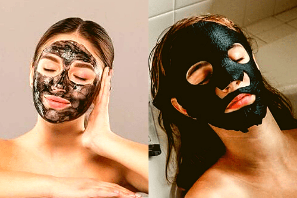 Are Charcoal Peel Off Masks is Good For Your Skin?