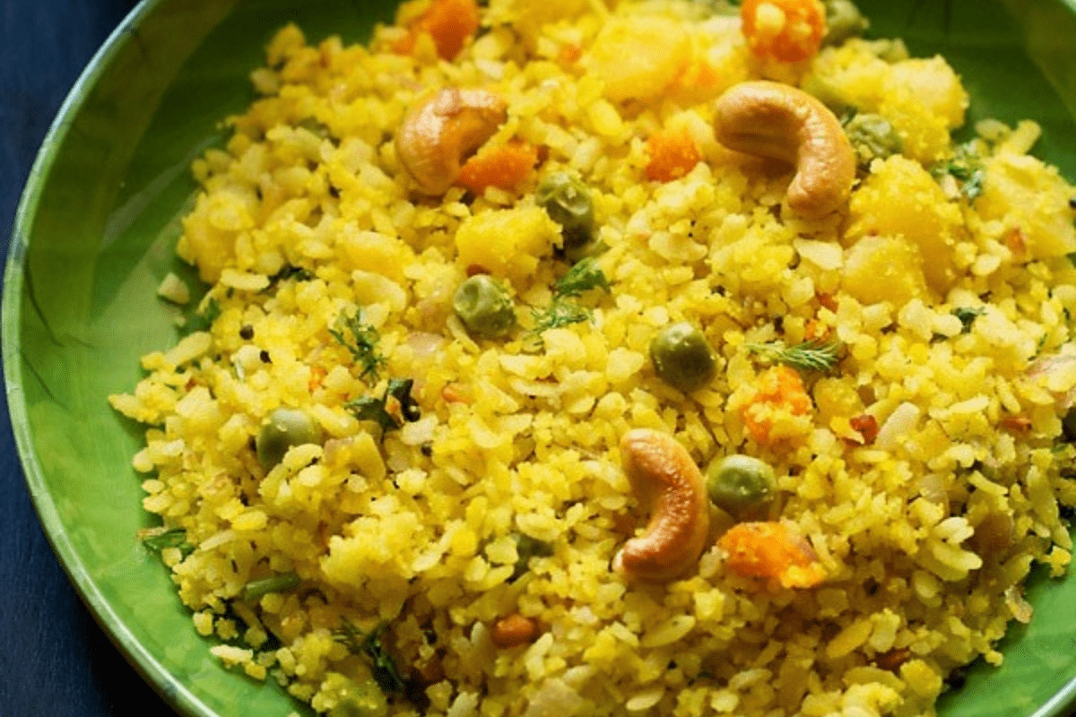 Top 20 Healthy Breakfast Ideas Which Will Make You More Slim Trim poha
