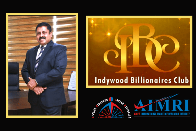 AIMRI for the Indywood Billionaires Club Startup Awards 2021