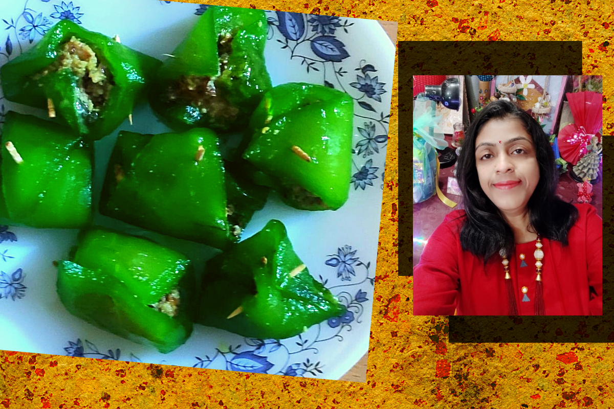 Mawa Paan Petha Leftover Watermelon Rind Sweet Dish Recipe By Pooja