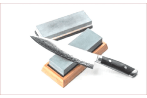 How To Sharpen a Knife With a Whetstone Its Uses.
