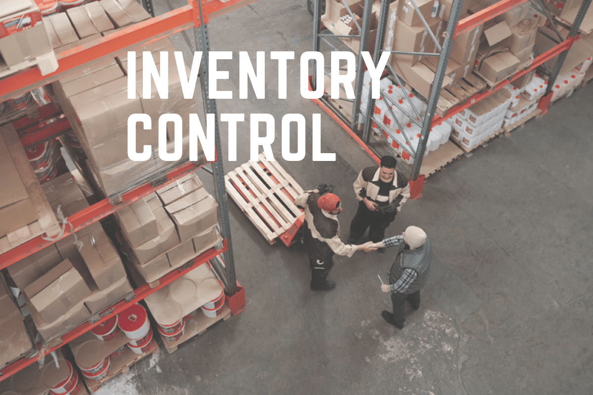 Running a Business What is the Easiest Way to Control Inventory?