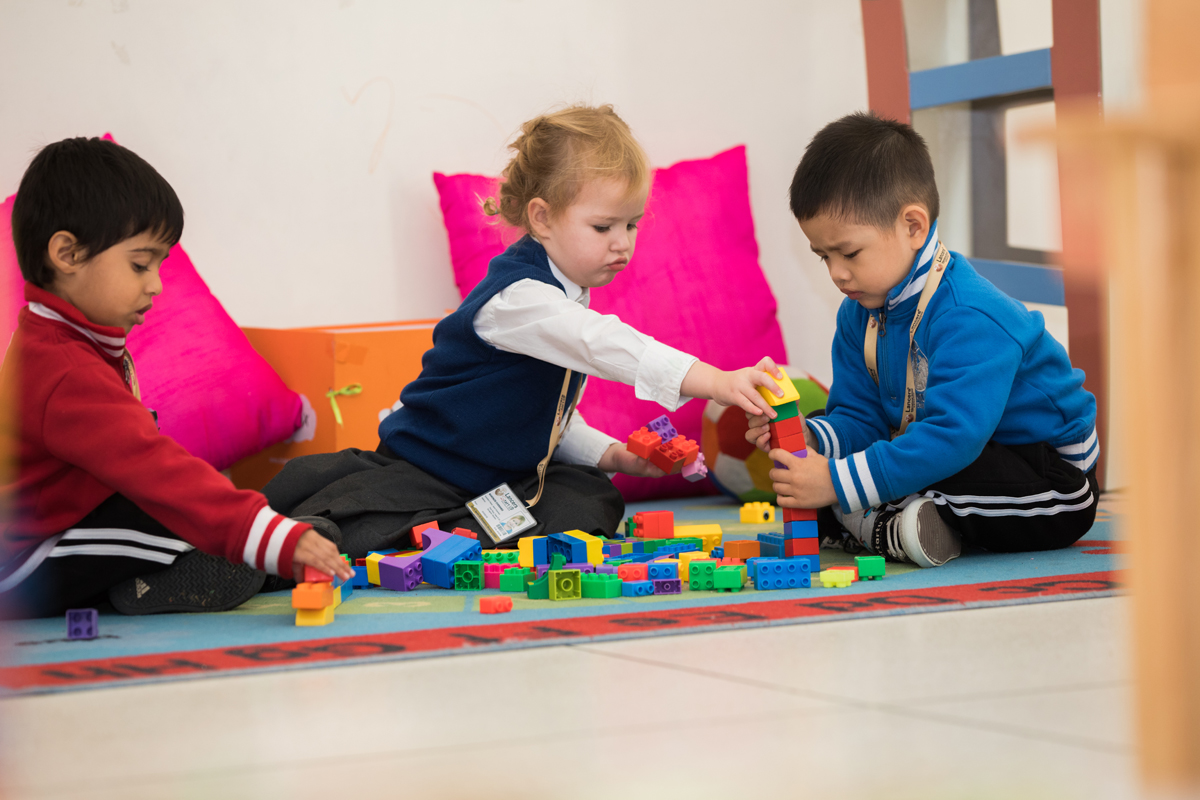 What Are The Parameters to Choose The Best Nursery School in Gurgaon