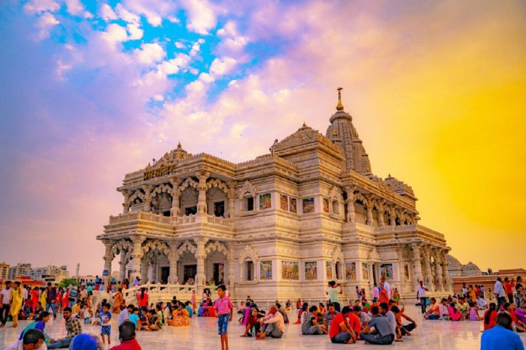 Mathura Vrindavan Temples Tour Facts and Timings